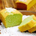 Công thức làm bánh Coco Pandan Pound Cake
