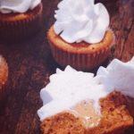 Hướng dẫn công thức làm Cupcake vị trà sữa thái