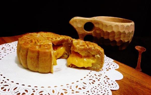 Công thức làm bánh trung thu Lava Custard