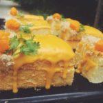 Hướng dẫn làm bánh bông lan sốt kim sa