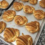 Công thức làm bánh mì cua bơ thần thánh