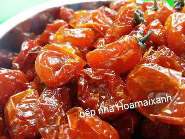 Cách làm mứt cà chua bi ngon