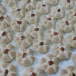 Chia sẻ công thức làm bánh Almond Cookie