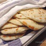 Công thức bánh mì Pita và Four Cheese Spinach Dip (sốt phô mai cải bó xôi)