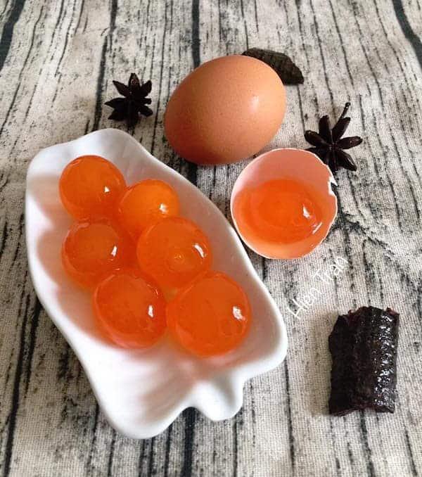 Đẳng cấp làm trứng muối cực ngon