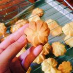 Mẹo nhỏ làm bánh quy bơ tuyệt ngon