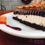 Bánh mới Blueberry Cheesecake và bánh Passion Cheesecake đã mắt