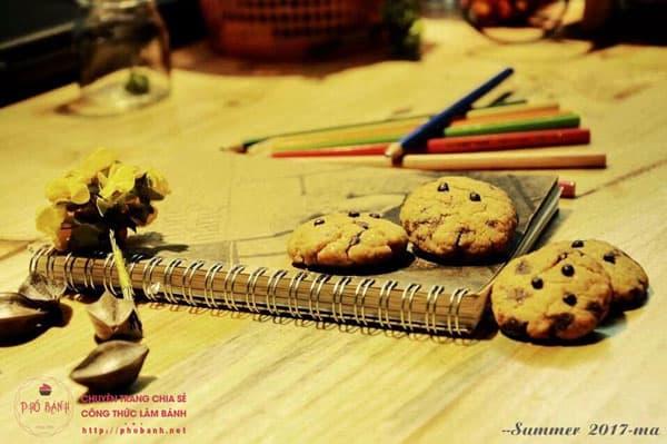 Công thức làm bánh quy bơ phô mai đặc sắc