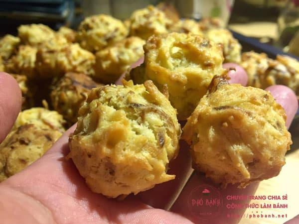 Công thức làm bánh quy dừa ngon