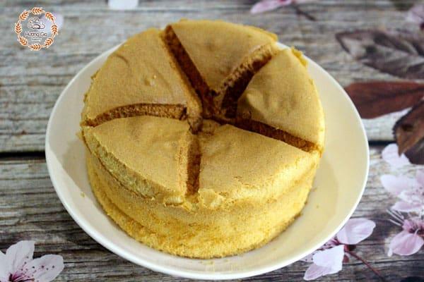 Hướng dẫn làm bánh Chiffon Cake