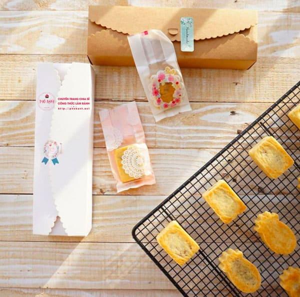 Công thức làm bánh dứa đài loan chuẩn ngon