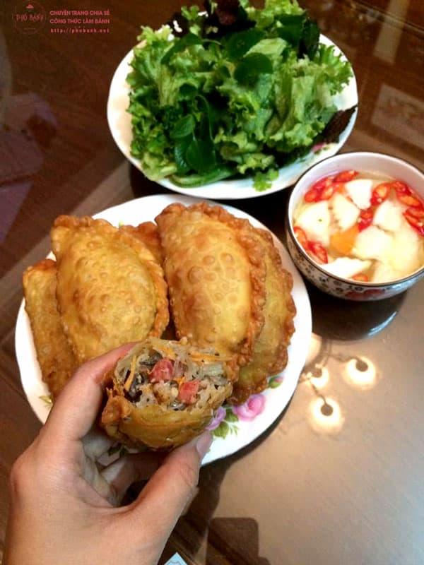 Chia sẻ công thức làm bánh gối gia truyền