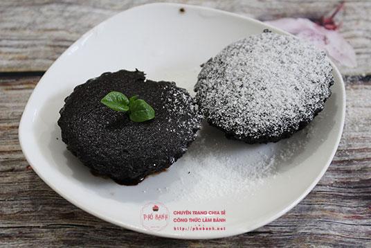 Hướng dẫn Chocolate Lava Cake ngon mắt