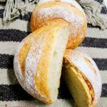 Chia sẻ công thức làm bánh mì khoai tây Potato Bread cực ngon