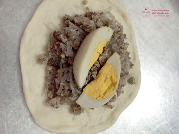 Cách làm bánh bao nhân thịt chuẩn ngon