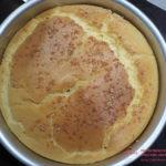 Cách làm bánh bông lan phô mai Đài Loan ngon