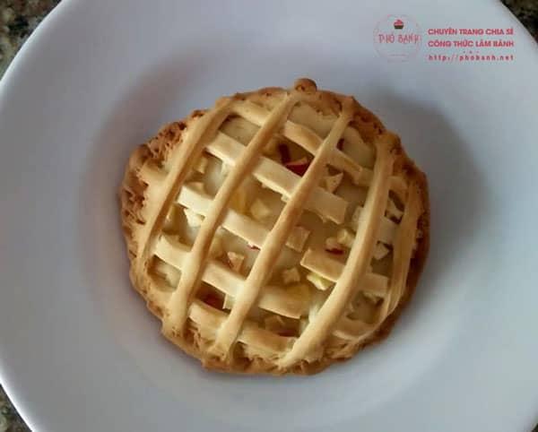 Hướng dẫn cách làm bánh táo nước kiểu Nga
