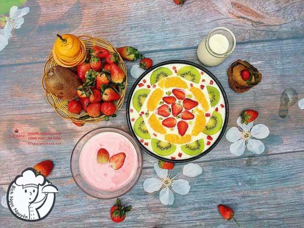 Hướng dẫn cách làm sữa chua dẻo ngon