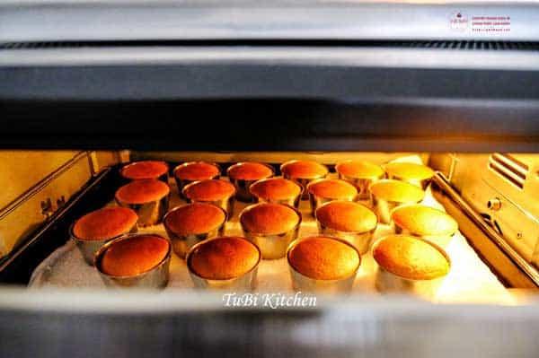 Cách nướng bánh Gateau Flan
