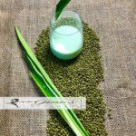 Mách bạn cách làm sữa đậu xanh lá dứa thơm ngon bổ dưỡng