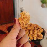Chỉ cách làm gà Popcorn siêu bất bại