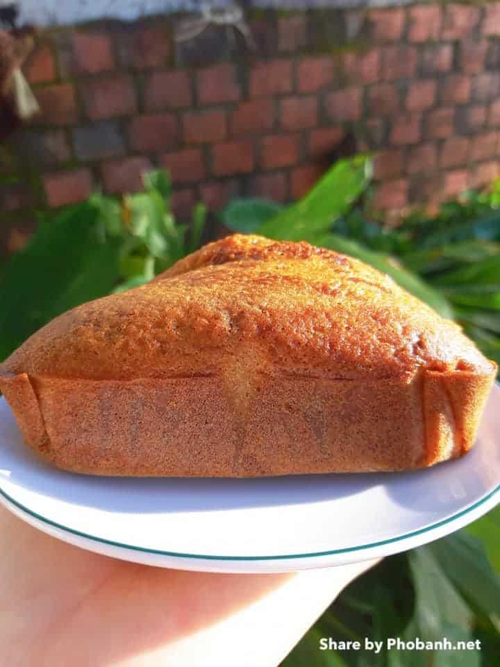 Bánh bò thốt nốt nướng thơm ngon