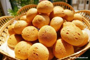 Cách làm bánh Su Singapore chuẩn ngon